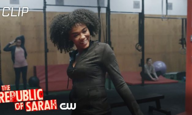 The Republic of Sarah | Season 1 Episode 5 | AJ And Corinne Discuss Her Relationship Scene | The CW