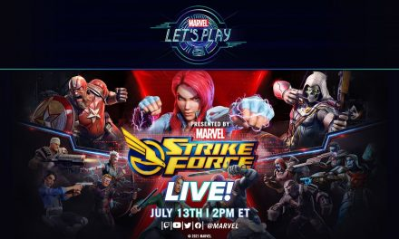 Marvel Studios' Black Widow Inspired Event   Marvel Strike Force LIVE!