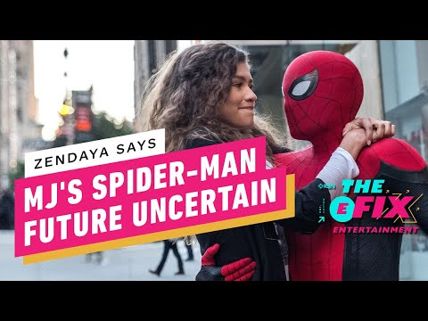 Spider-Man: No Way Home Star Unsure of Future at Marvel – IGN The Fix: Entertainment