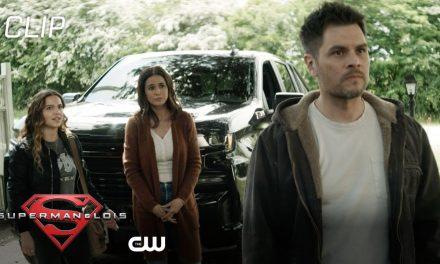 Superman & Lois   Season 1 Episode 12   Glass Scene   The CW