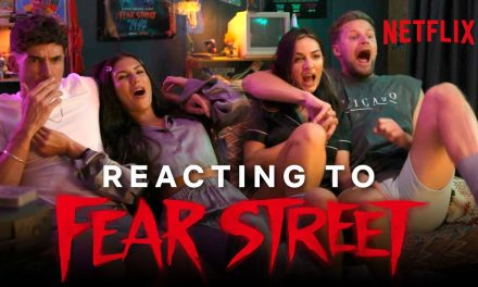 The Too Hot To Handle cast REACT to Fear Street | Netflix