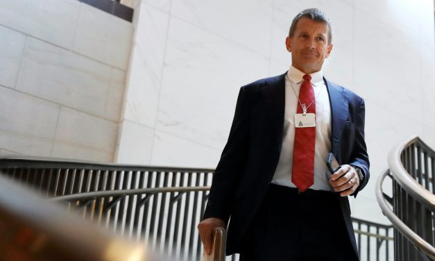 Blackwater founder Erik Prince had plans to create a $10 billion private army in Ukraine, Time reports