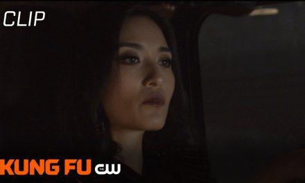 Kung Fu | Season 1 Episode 12 | Kerwin And Zhilan Scene | The CW