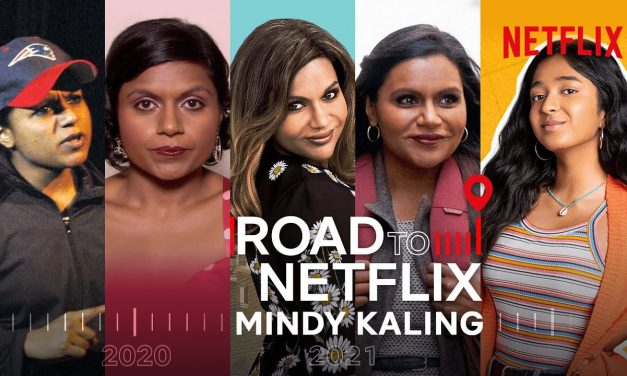 Mindy Kaling's Career So Far   From The Office to Never Have I Ever   Netflix