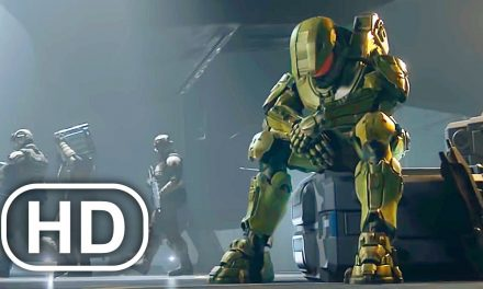 Never Say NO To Master Chief Scene 4K ULTRA HD – Halo Cinematic