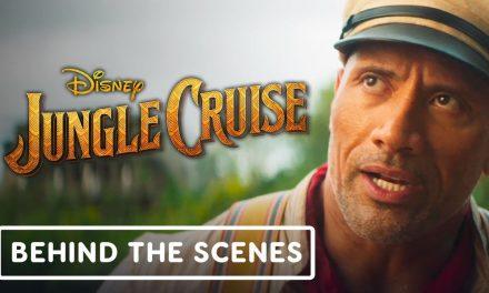 Disney's Jungle Cruise – Behind the Scenes Clip (2021) Dwayne Johnson, Emily Blunt