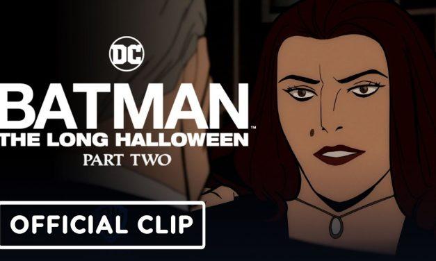 Batman: The Long Halloween, Part Two – Official Sofia Clip