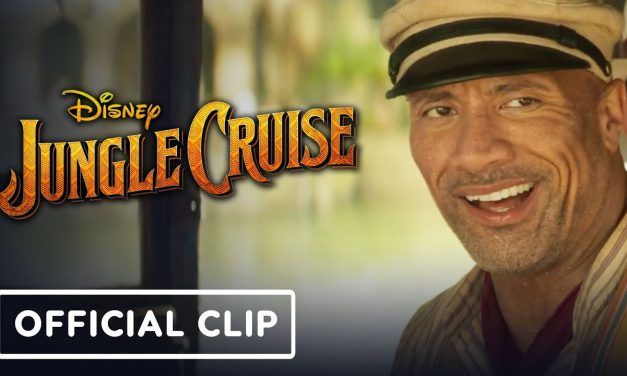 Disney's Jungle Cruise – Official Clip (2021) Dwayne Johnson, Emily Blunt