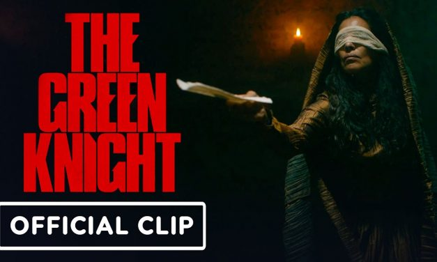 The Green Knight – Exclusive Official Clip (2021) Dev Patel   IGN Premiere