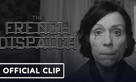 The French Dispatch – Official Clip (2021) Wes Anderson, Bill Murray
