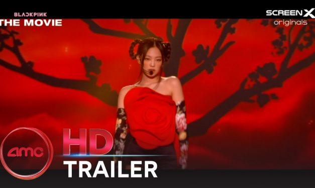 BLACKPINK THE MOVIE – Trailer (Jisoo, Jennie, Rosé, and Lisa)   AMC Theatres 2021