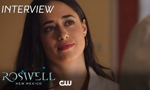 Roswell, New Mexico | Jeanine Mason – Enough is Enough | The CW