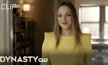 Dynasty | Season 4 Episode 10 | Welcome To The Presentation Scene | The CW