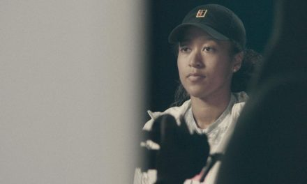 'Naomi Osaka' portrays a young athlete wrestling with the weight of stardom
