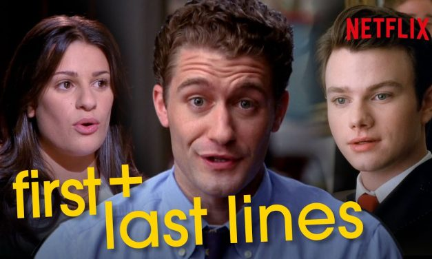 Glee – The Very First and Last Lines   Netflix
