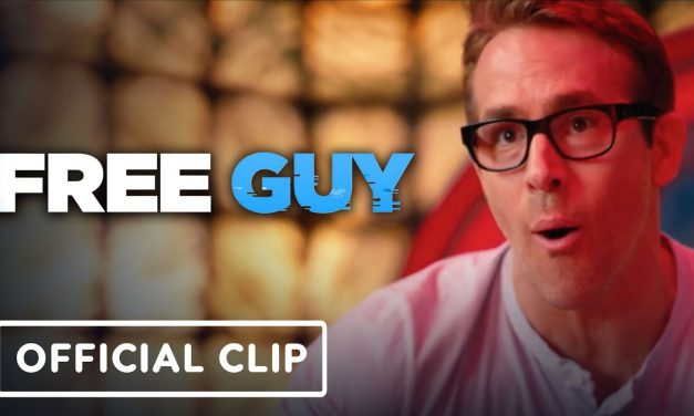 Free Guy – Exclusive Official Clip (2021) Ryan Reynolds, Jodie Comer | IGN Premiere
