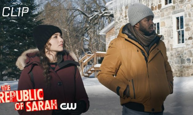 The Republic of Sarah | Season 1 Episode 6 | Sarah And Grover Discuss An Article Scene | The CW