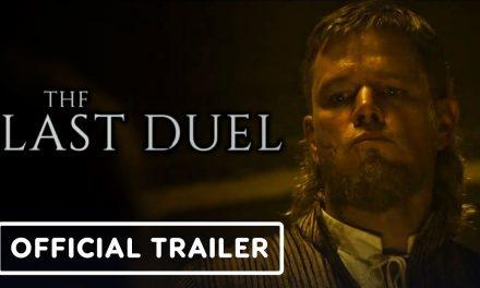 The Last Duel – Official Trailer (2021) Jodie Comer, Matt Damon, Adam Driver, Ben Affleck