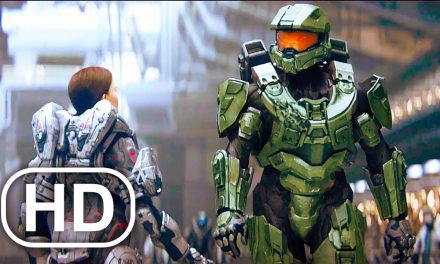Master Chief Loves Cortana Scene Full Love Story 4K ULTRA HD – Halo Cinematic