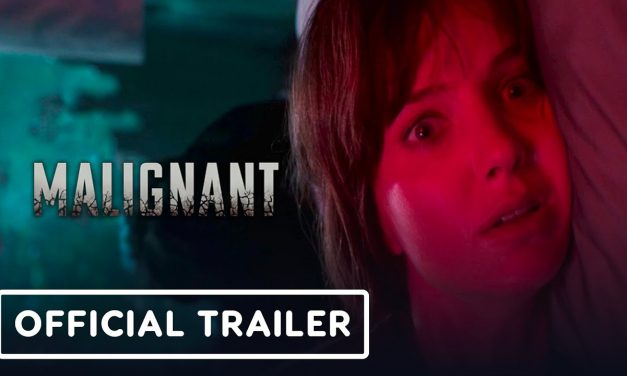 Malignant – Official Trailer (2021) Annabelle Wallis, Maddie Hasson, James Wan