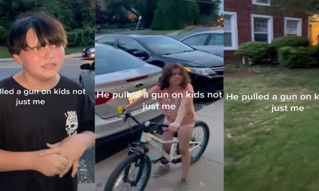 'He came out and pulled a gun on us': Kid says man pulled gun on him, another child in viral TikTok