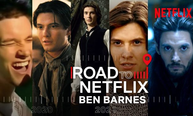 Ben Barnes' Career So Far | From Eurovision to Prince Caspian to Shadow and Bone | Netflix