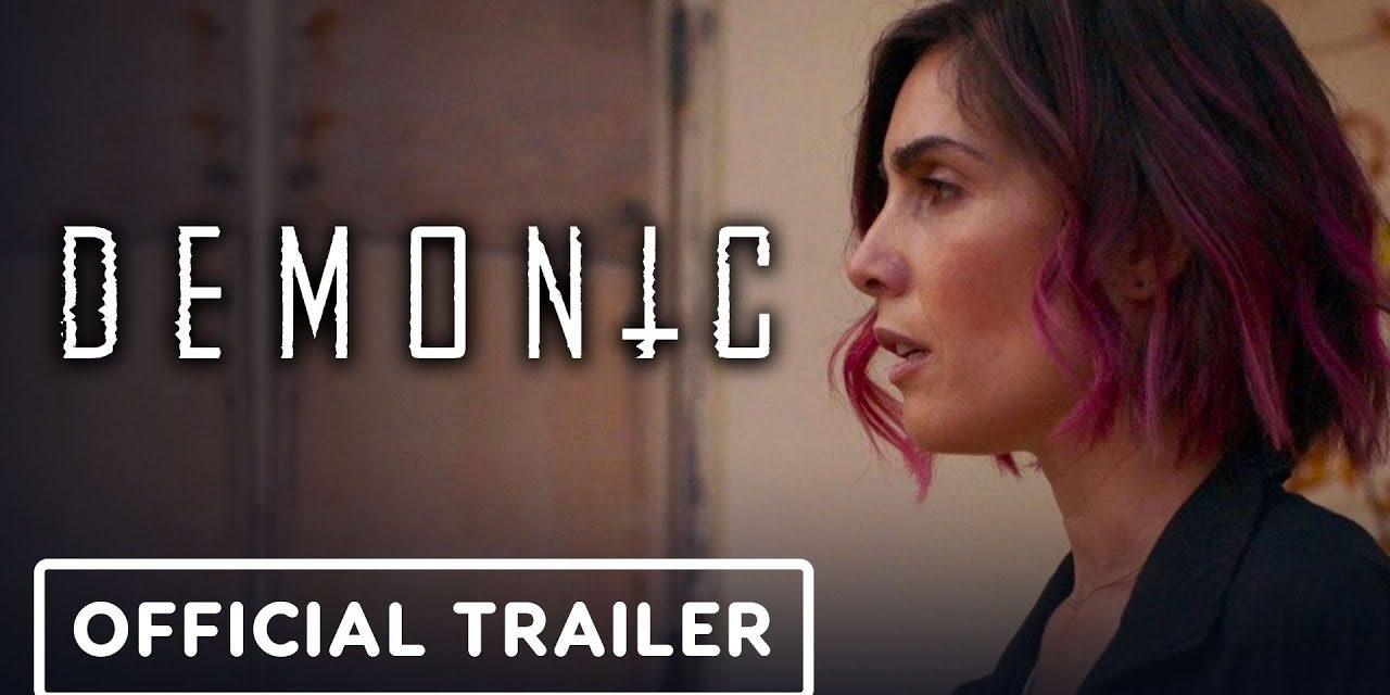 Demonic – Official Trailer (2021) Neill Blomkamp