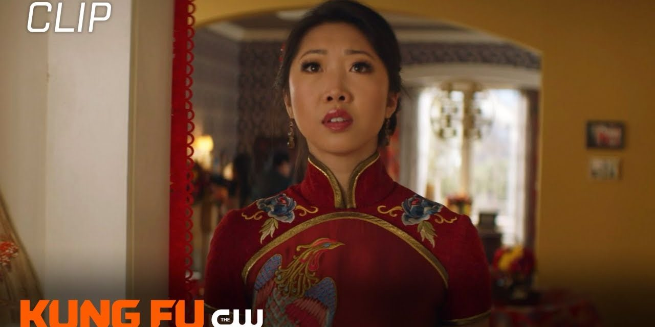 Kung Fu | Season 1 Episode 13 | Getting Ready For The Wedding Scene | The CW