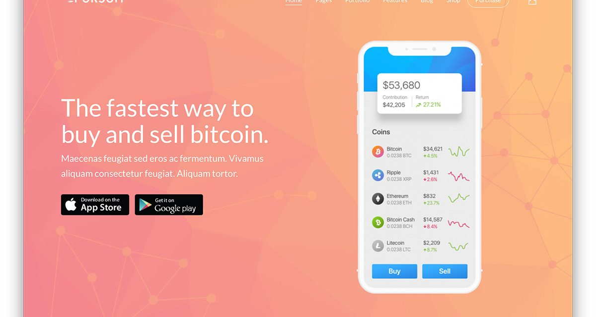 20 Best Bitcoin & Cryptocurrency WordPress Themes 2021