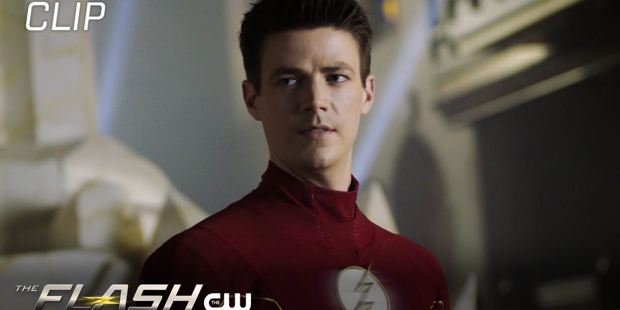 The Flash | Season 7 Episode 18 | Barry Asks August What He Wants Scene | The CW
