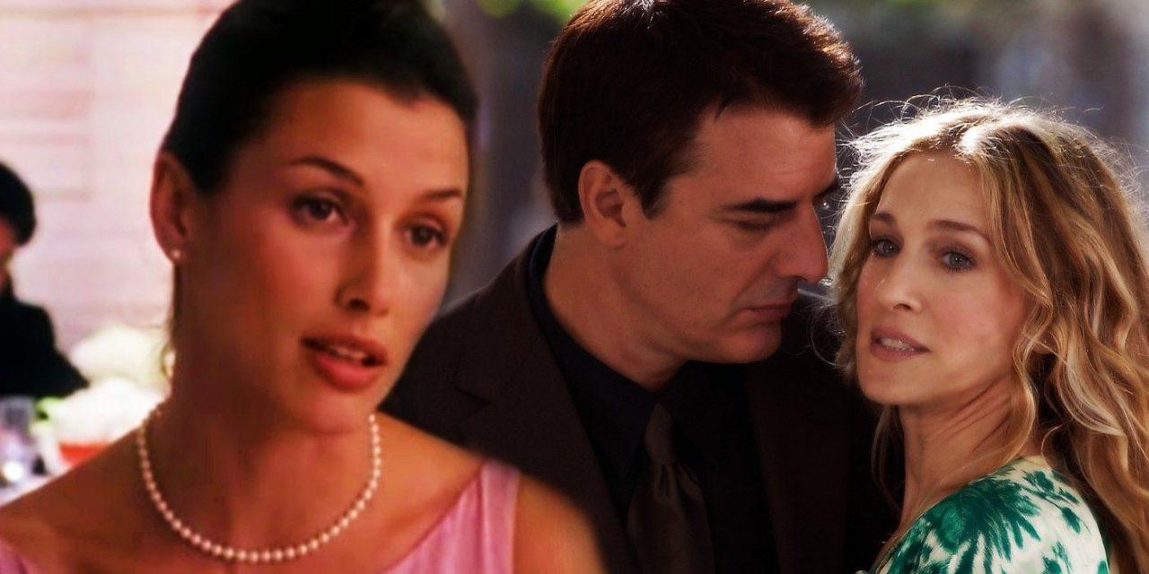 Sex & The City Reboot Set Photo Teases The Return Mr. Big's Ex-Wife