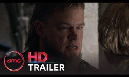 THE LAST DUEL–Teaser Trailer (Matt Damon, Adam Driver, Jodie Comer, Ben Affleck) | AMC Theatres 2021