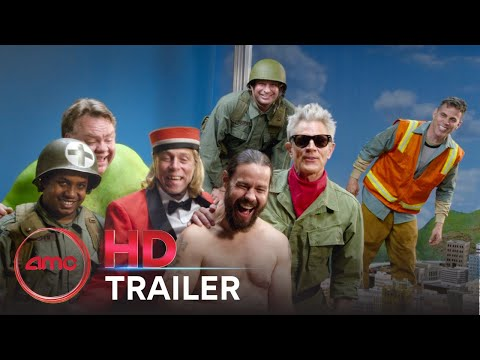 JACKASS FOREVER – Trailer (Johnny Knoxville, Steve-O, Chris Pontius) | AMC Theatres 2021