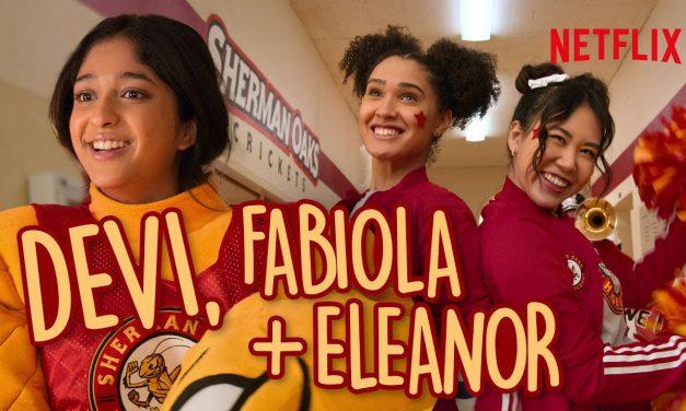 Devi, Fabiola + Eleanor's Best Moments | Never Have I Ever | Netflix
