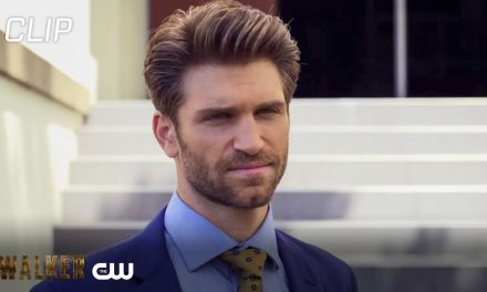 Walker   Season 1 Episode 17   Campaign Trail Scene   The CW