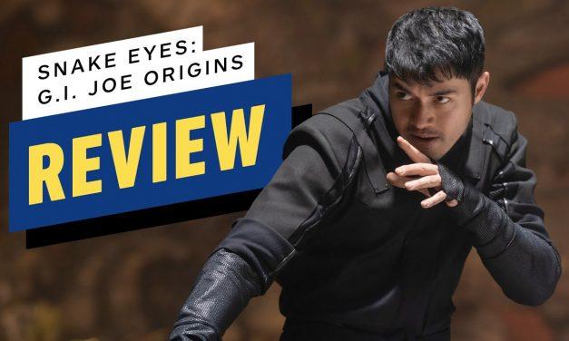 Snake Eyes: G.I. Joe Origins Review (2021)