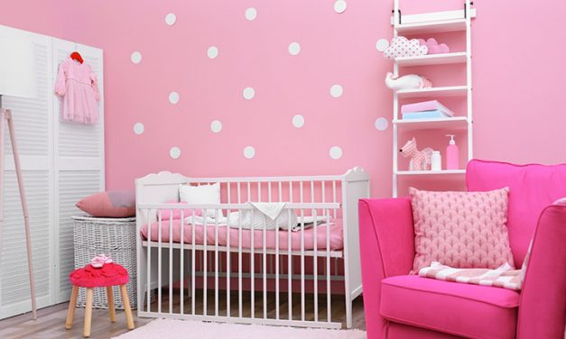 How to Decorate a Baby Nursery in 10 Easy Steps