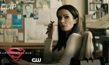 Superman & Lois   Season 1 Episode 13   Chrissy Pressures Lois Scene   The CW