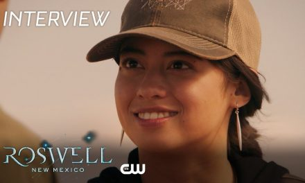 Roswell, New Mexico   Amber Midthunder – Brave and Afraid   The CW