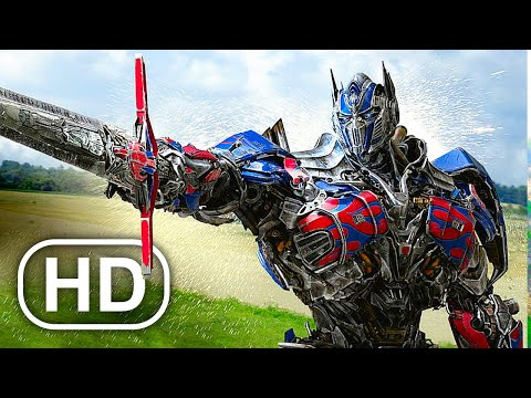 TRANSFORMERS Full Movie Cinematic (2021) All Cinematics 4K ULTRA HD Action
