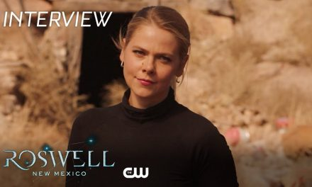 Roswell, New Mexico | Lily Cowles – Mind Blown | The CW