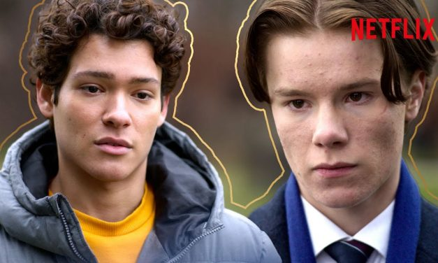Simon and Wilhelm's Love Story | The Prince and the Schoolboy | Young Royals | Netflix