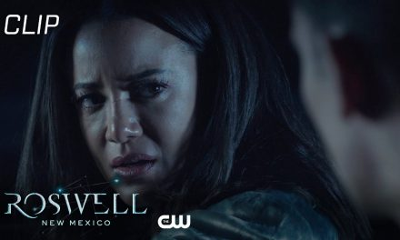 Roswell, New Mexico | Season 3 Episode 1 | Maria's Vision Scene | The CW