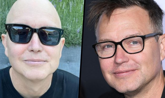 Blink 182's Mark Hoppus Says His Chemo Is Working In Latest Cancer Treatment Update