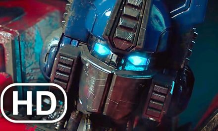 Transformers Megatron Kills Optimus Prime Scene 4K ULTRA HD