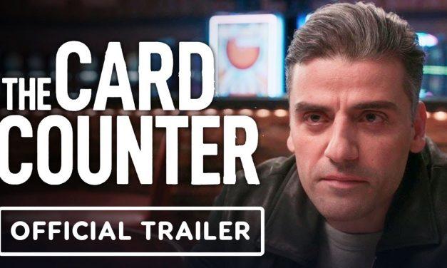 The Card Counter – Official Trailer (2021) Oscar Isaac, Tiffany Haddish, Tye Sheridan, Willem Dafoe