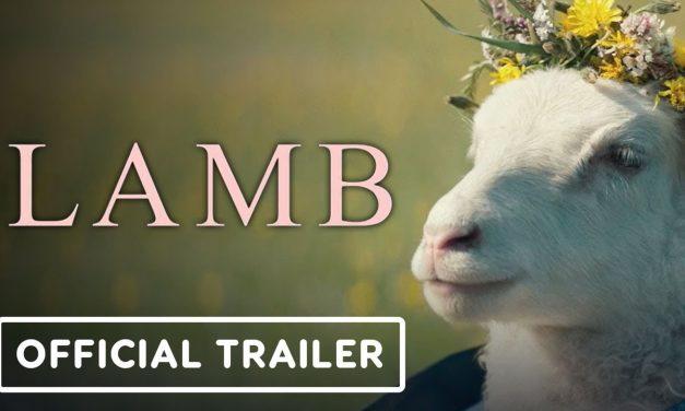 Lamb – Official Trailer (2021) Noomi Rapace, Hilmir Snær Guðnason, Björn Hlynur Haraldsson
