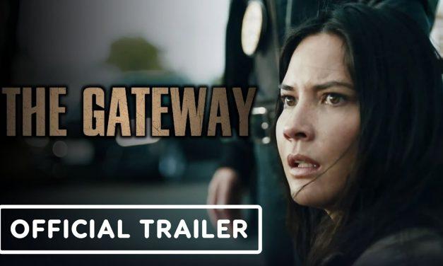 The Gateway – Official Trailer (2021) Olivia Munn, Shea Whigham