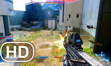HALO INFINITE Multiplayer Gameplay FULL MATCH (Xbox Series X)