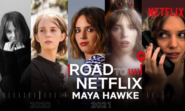 Maya Hawke's Career So Far | From Model To Actor To Musician | Netflix